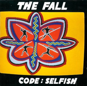 Audio CD The Fall. Code Selfish