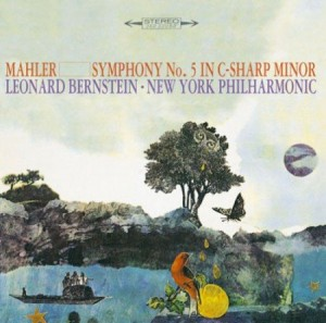Audio CD Leonard Bernstein. Mahler: Symphony No. 5