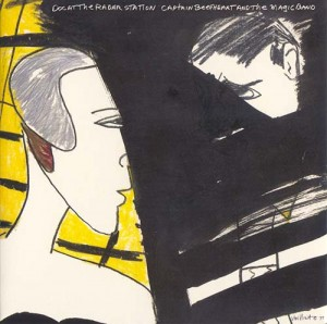 Audio CD Captain Beefheart. Doc At The Radar Station