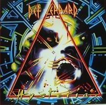 Audio CD Def Leppard. Hysteria