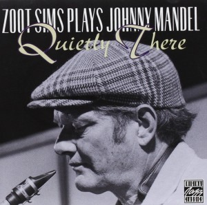 Audio CD Zoot Sims - Quietly There. Zoot Sims Plays Johnny Mandel