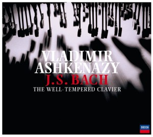 Audio CD Vladimir Ashkenazy. Bach: Well Tempered Klavier