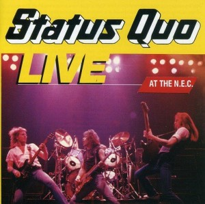 Audio CD Status Quo. Live At The N.E.C. (rem+bonus)
