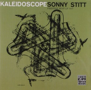 Audio CD Sonny Stitt. Kaleidoscope