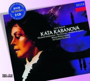 Audio CD Kata Kabanova. Janacek