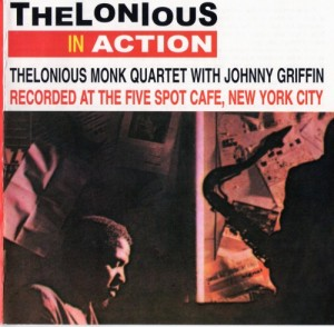 Audio CD Thelonious Monk. Thelonious In Action