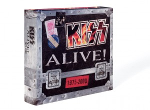 Audio CD Kiss. Alive! 1975-2000