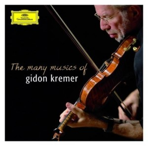 Audio CD Gidon Kremer. Portret of the artist