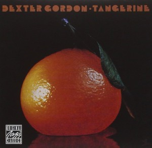 Audio CD Dexter Gordon. Tangerine