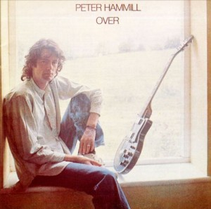 Audio CD Peter Hammill. Over