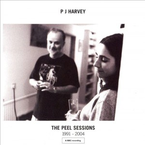 Audio CD PJ Harvey. The Peel Sessions 1991-2004