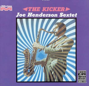 Audio CD Joe Henderson. The Kicker