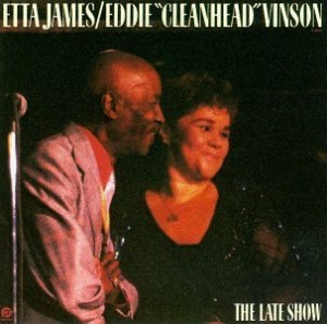 Audio CD Etta James. Blues In The Night Vol. 2: The Late Show