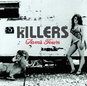 Audio CD The Killers. Sam's Town