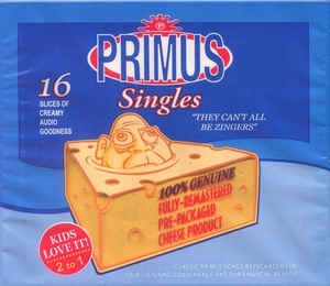 Audio CD Primus. They Can`t All Be Zingers