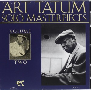 Audio CD Art Tatum. The Solo Masterpieces, Vol.2