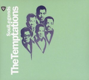 Audio CD The Temptations. Soul Legends