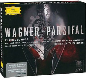 Audio CD Christian Thielemann. Wagner: Parsifal
