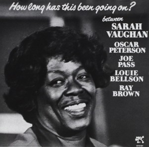 Audio CD Sarah Vaughan. How Long Has This Been Going On?