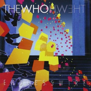 Audio CD The Who. Endless Wire