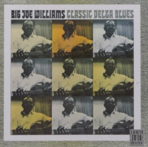 Audio CD Big Joe Williams. Classic Delta Blues