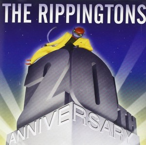 DVD + Audio CD The Rippingtons. 20th anniversary