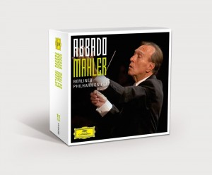 Audio CD Claudio Abbado. Mahler