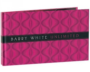 DVD + Audio CD Barry White. Unlimited