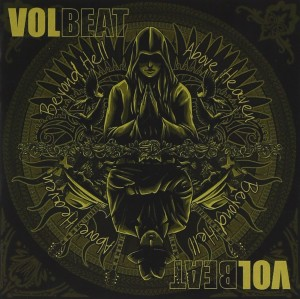Audio CD Volbeat. Beyond Hell/ Above Heaven