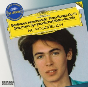 Audio CD Ivo Pogorelich. Beethoven/ Schumann/ Chopin
