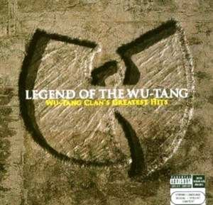 Audio CD Wu-Tang. Legend Of The Wu-Tang / Wu-Tang Clan's Greatest Hit