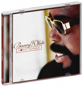 Audio CD Barry White. Love Songs