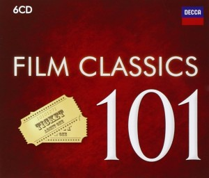 Audio CD Various Artists. 101 Film Classics