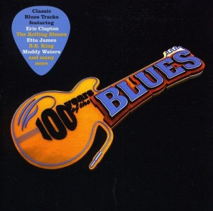 Audio CD Various Artists. 100 Years Of The Blues