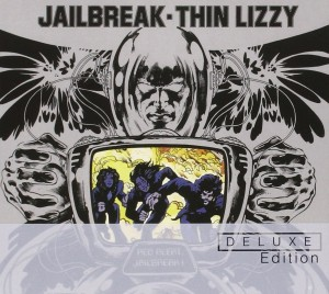 Audio CD Thin Lizzy. Jailbreak (Deluxe)