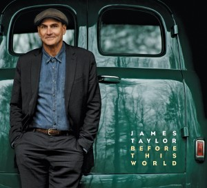 Audio CD James Taylor. Before This World