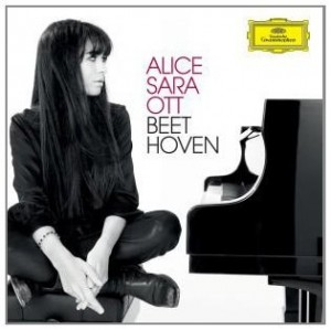 Audio CD Alice Sara Ott. Beethoven
