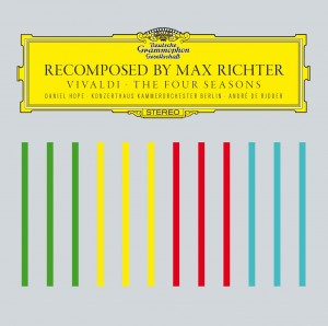 Audio CD Max Richter. Vivaldi: The Four Seasons