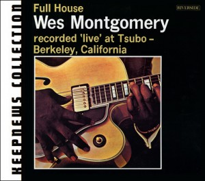 Audio CD Wes Montgomery. Full House