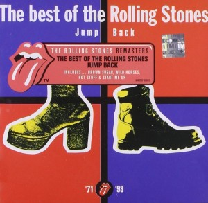 Audio CD The Rolling Stones. Jump Back - The Best Of '71-'93
