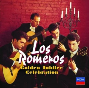Audio CD Los Romeros. 50th Anniversary Album