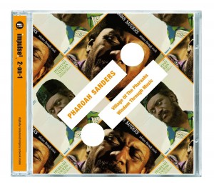 Audio CD Pharoah Sanders. Village Of The Pharoahs/ Wisdom Through Music