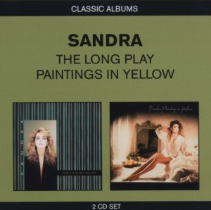 Audio CD Sandra. The Long Play/ Paintings In Yellow