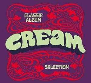 Audio CD Cream. Classic album selection