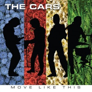 Audio CD The Cars. Move Like This
