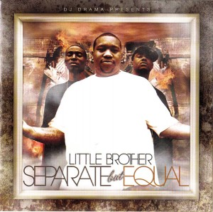 Audio CD Little Brother. Separate but equal
