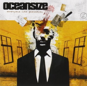 Audio CD Oceansize. Everyone Into Position