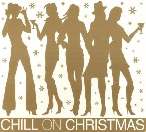 Audio CD Various. Chill on Christmas