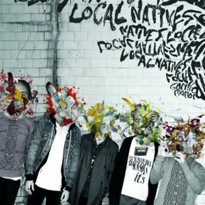 Audio CD Local Natives. Gorilla Manor