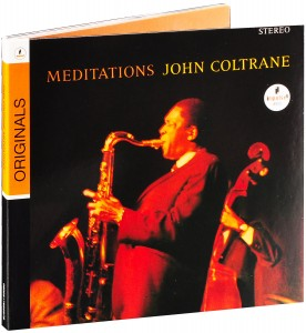 Audio CD Coltrane John. Meditations